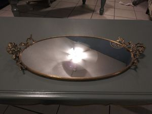 Stylebuilt mirror tray for Sale in Tampa, FL