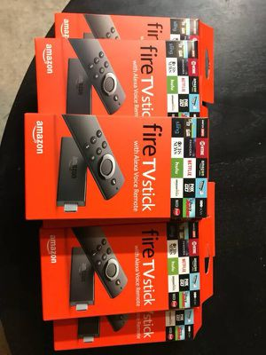 Amazon FireTVStick unlocked for Sale in Austin, TX