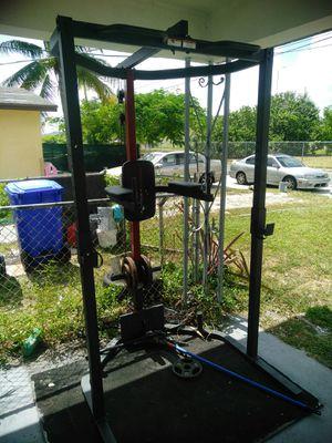 Squat rack for Sale in Pompano Beach, FL
