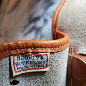 Vintage Dooney & Bourke All Weather Leather Purse for Sale in Portland, OR
