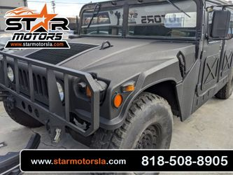 1992 AM General Hummer for Sale in Los Angeles,  CA