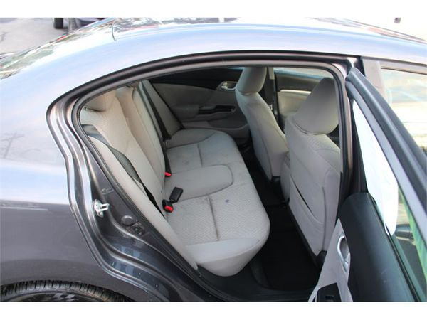2015 Honda Civic Sedan EX WITH SUNROOF AND BACK UP CAM