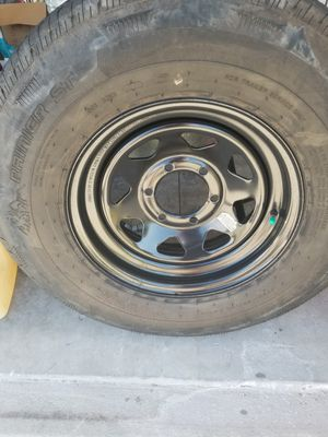 Tráiler tire for Sale in Haines City, FL