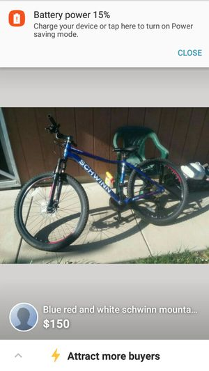 Schwinn mountain bike for Sale in Denver, CO