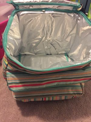"""""""Thirty One """" cooler on wheels for Sale in Laurel, MD"""