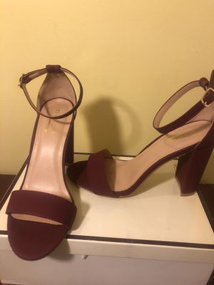 Glaze heels (size 7) for Sale in Los Angeles, CA