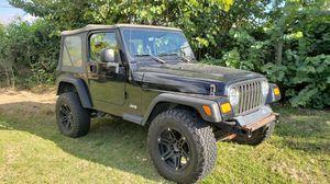 1998 jeep wrangler 4.0 for Sale in Miami, FL