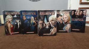 Battlestar Galactica Season 1,2,3,4 and 4.5 for Sale in Portland, OR
