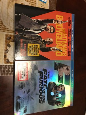 Brand new dvd's both for $15 for Sale in Hialeah, FL