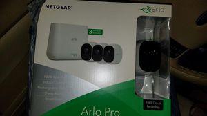 ARLO PRO 3 for Sale in Jefferson, TX