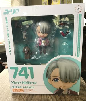 Victor Nikiforov - Nendroid # 741 / Yuri!!! on ICE for Sale in Clarksville, IN