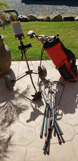 Golf clubs for Sale in Orange Cove, CA