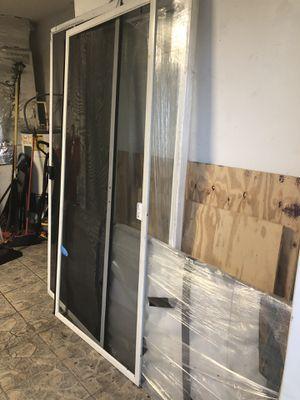 Back sliding glass door for Sale in Kissimmee, FL