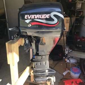 1998 Evinrude 9.9hp Outboard Engine for Sale in North Port, FL