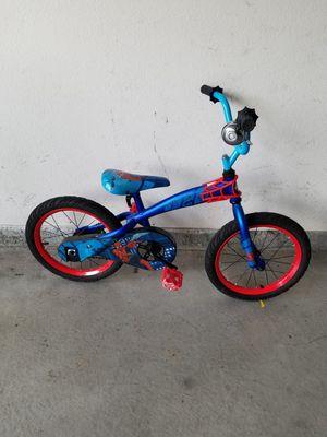 Boys Spider Man Bike for Sale in Fairfield, CA