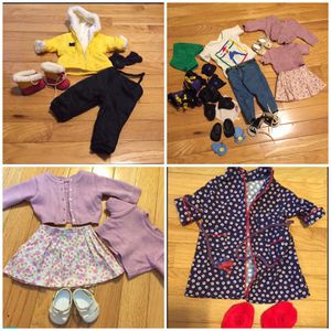 American Girl Doll Original/Authentic Clothes and Accessories! Most of these items are rare/retired. for Sale in Babylon, NY