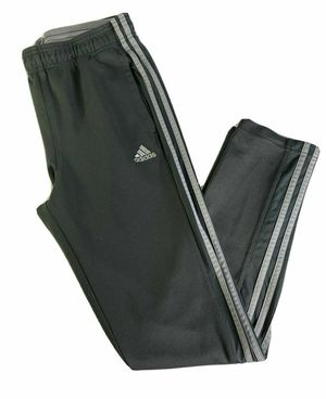 ORIGINAL Adidas Men's Gray Clima365 Athletic Pants with Pockets & Ankle Zipper for Sale in Alexandria, VA