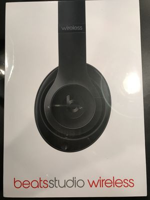 New beats studio wireless for Sale in Upland, CA