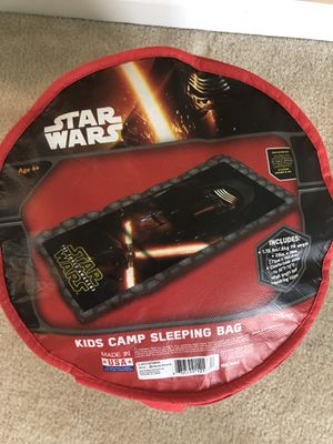 Star Wars Sleeping Bag for Sale in Ashburn, VA