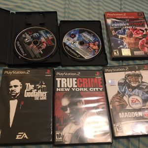 Ps2 Games for Sale in The Bronx, NY