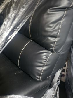 Leather 3 Section Couch for Sale in Orange,  CA