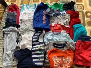 9 12 and 18 months old boy clothes for Sale in Washington, DC