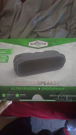 1 SRV speaker (Grey) for Sale in Santa Maria, CA