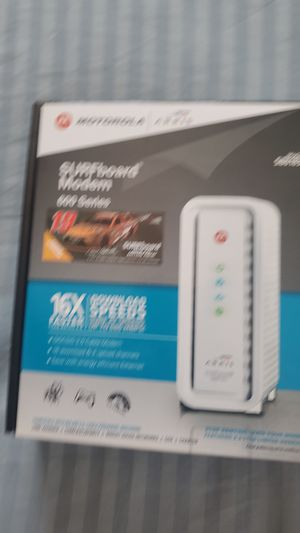 SURFBOARD 600 Series Modem for Sale in San Diego, CA