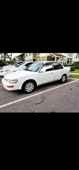 1996 toyota corolla dx 1.8 for Sale in Aloma, FL