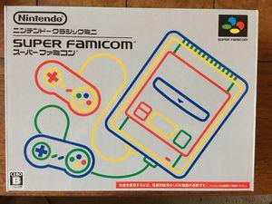 Nintendo Super Famicom SNES Classic Brand New for Sale in Seattle, WA