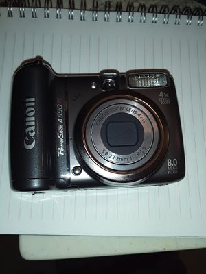 Canon power shot digital camera with. Case for Sale in Hayward, CA