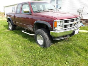 Chevy truck for Sale in Beecher, IL