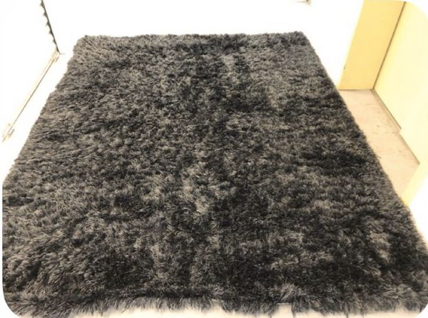 Dark Grey Shag Carpet/Rug (Can Be Dropped if bought at full price)