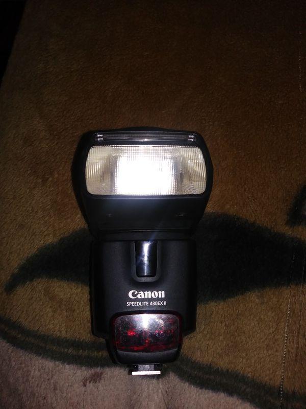 Canon speedlite 430EX11
