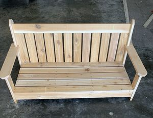 Cedar Porch Swing for Sale in Murfreesboro, TN