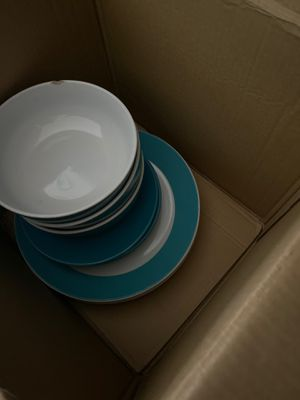 Free pots and plates for Sale in Dundee, FL