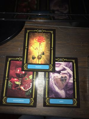 Tarot and Oracle cards and book for Sale in Winter Park, FL