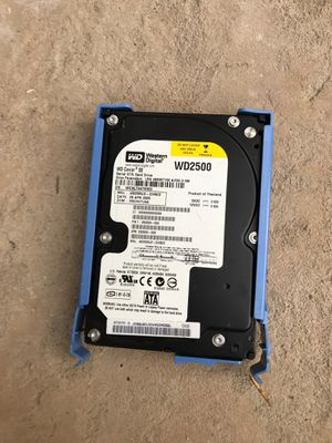 Wd2500 for Sale in Federal Way, WA