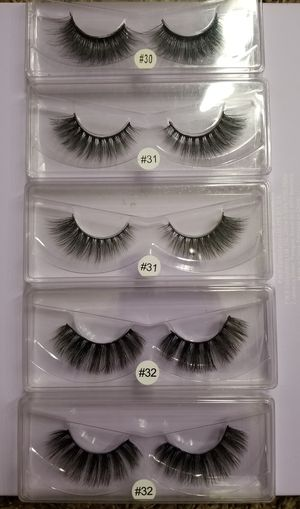 Lashes $4 each or all for $15 for Sale in Fresno, CA