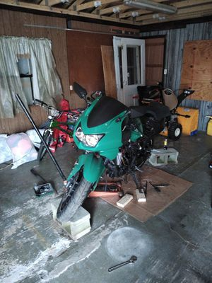 Kawasaki ninja 250 motorcycle for Sale in Reading, PA