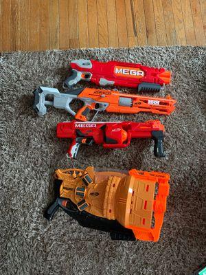Nerf Gun Lot for Sale in Browns Mills, NJ