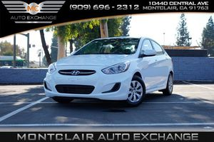 2017 Hyundai Accent for Sale in Montclair, CA
