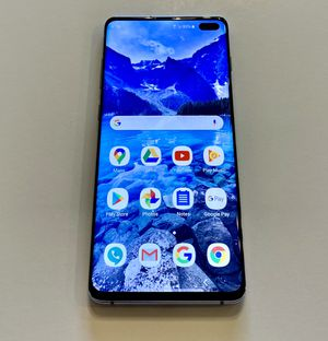 UNLOCKED Samsung Galaxy S10 Plus - Blue ***EXCELLENT CONDITION*** for Sale in San Diego, CA