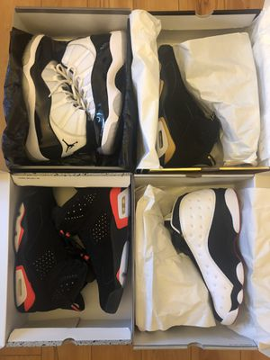 Jordan Shoes size 12 for Sale in San Jose, CA