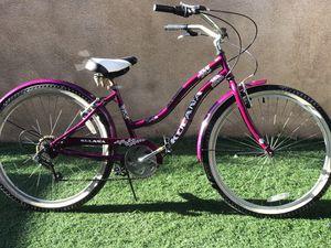 """Beach cruiser bike 26"""" / 7-Speed (rare bike) for Sale in Chula Vista, CA"""