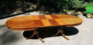 Cherry wood dining table for Sale in Oakton, VA