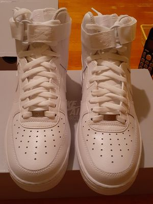 Nike AF1 HIGH Men SZ 9.5 for Sale in New York, NY