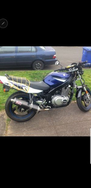 2006 Suzuki GS500F Motorcycle *tons of mods* for Sale in Portland, OR