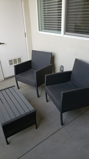 Patio furniture for Sale in Corona, CA