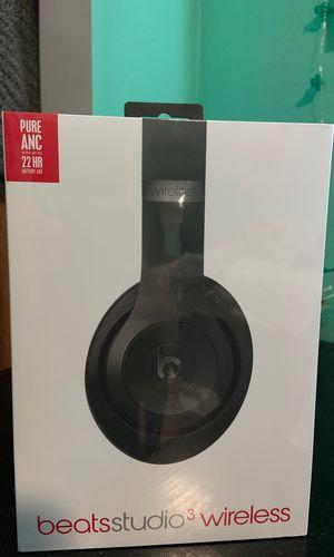 Beats Studio 3 Wireless Headphones for Sale in Chandler, AZ